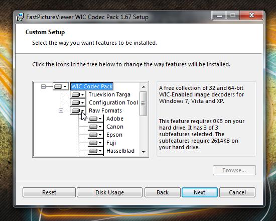 Как добавить поддержку RAW в Windows