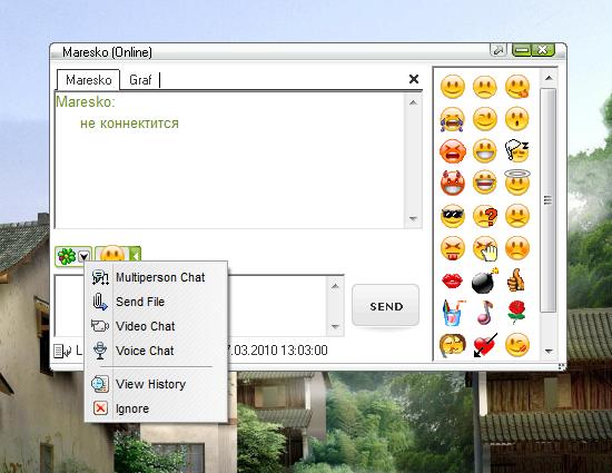 Мультипротокольный Instan-t Messenger