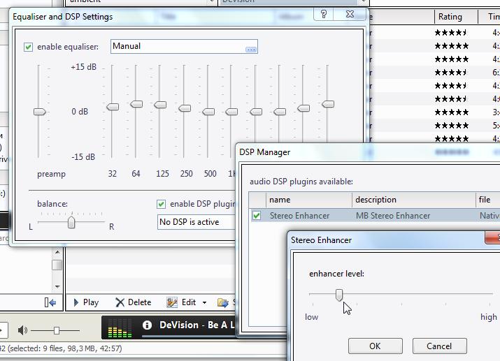 MusicBee - программа для фонотеки с поддержкой интернет-радио, подкастов и Last.fm