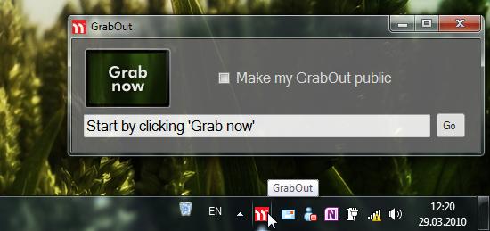 Как сделать скриншот и показать его всем с помощью GrabOut