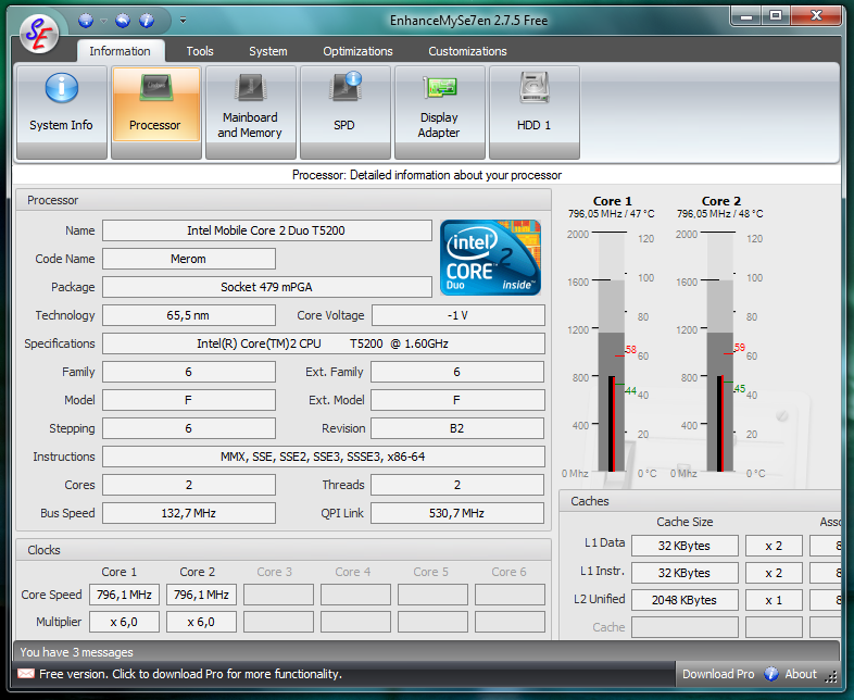 EnhanceMySe7en - универсальный настройщик параметров Windows