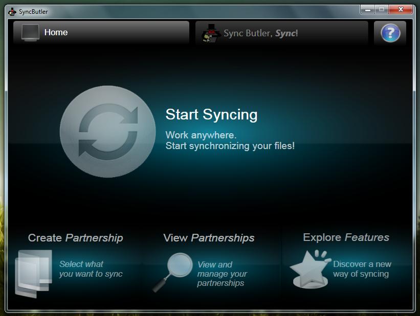 Sync Butler - автоматическая синхронизация файлов с помощью флешки (5)