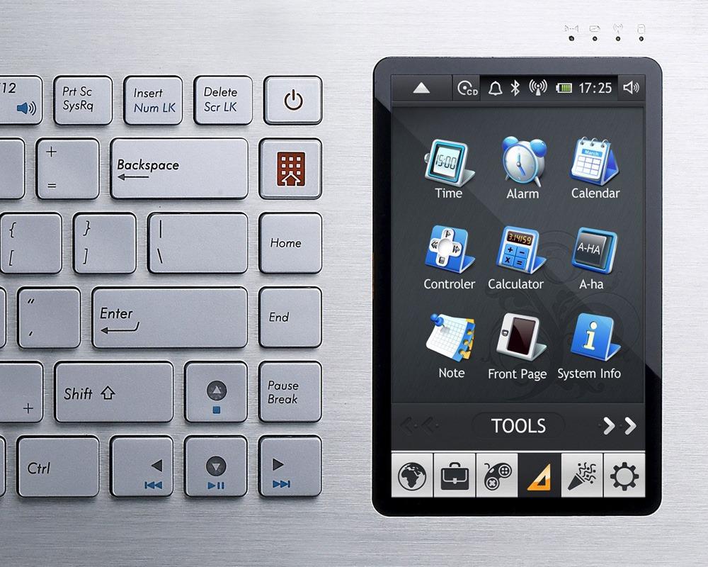 Клавиатура-компьютер ASUS Eee Keyboard (1)