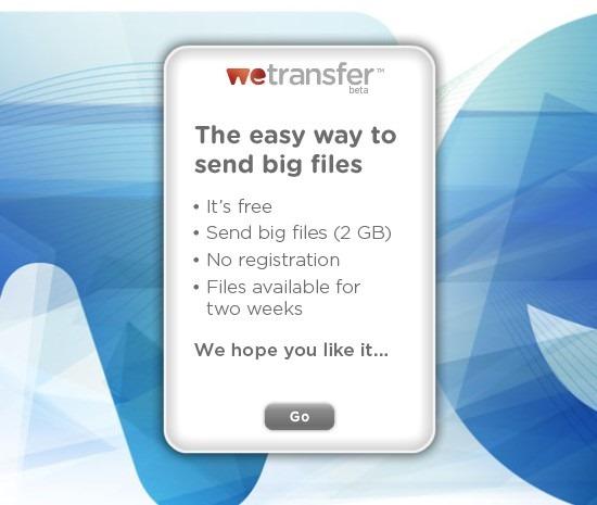 WeTransfer - красивый сервис для обмена большими файлами (11)