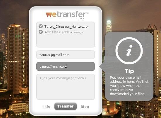 WeTransfer - красивый сервис для обмена большими файлами (8)
