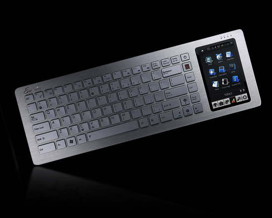 Клавиатура-компьютер ASUS Eee Keyboard (3)