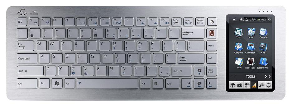 Клавиатура-компьютер ASUS Eee Keyboard (2)