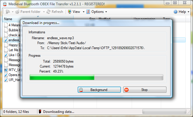 Bluetooth Network Scanner и Bluetooth File Transfer - утилиты от компании Medieval, упрощающие работу с Bluetooth в Windows XP
