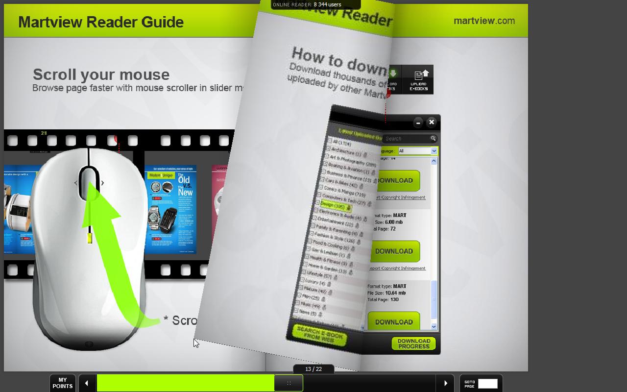 MartView - красивая программа для чтения и создания электронных книг (6)