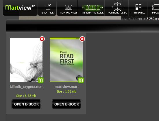 MartView - красивая программа для чтения и создания электронных книг (2)