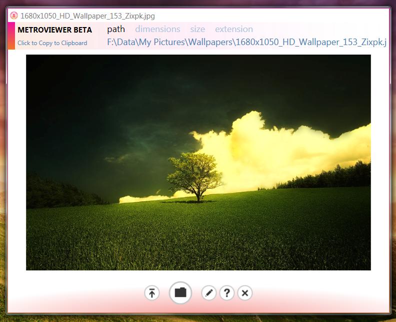 MetroViewer - модный просмотрщик картинок (1)