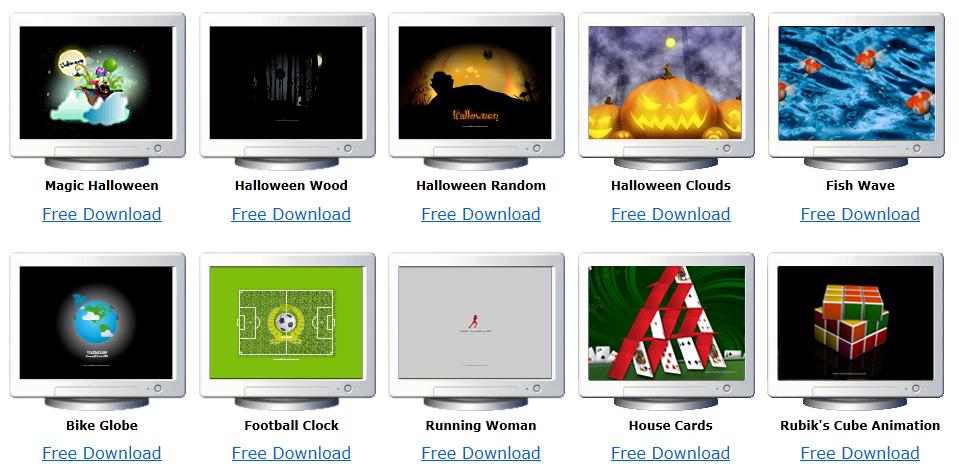 Готовим компьютер к Хэллоуину