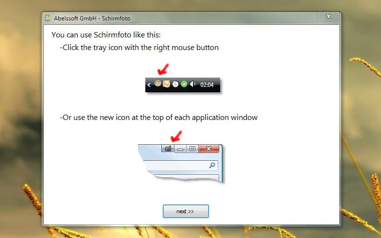 Schirmfoto – программа для сохранения скриншотов в PDF