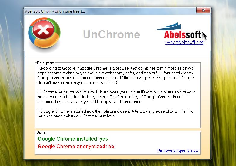 Приватность в Google Chrome