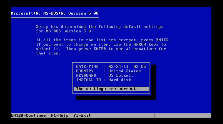 Обновление Windows с первой до седьмой версии