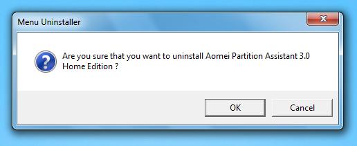 Menu Uninstaller - утилита для удаления программ из контекстного меню