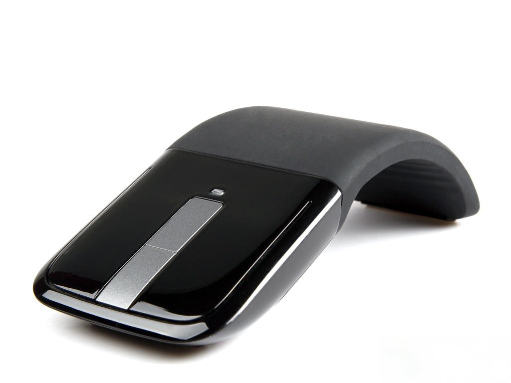 Microsoft Arc Touch Mouse - мышка с гибким корпусом (11)