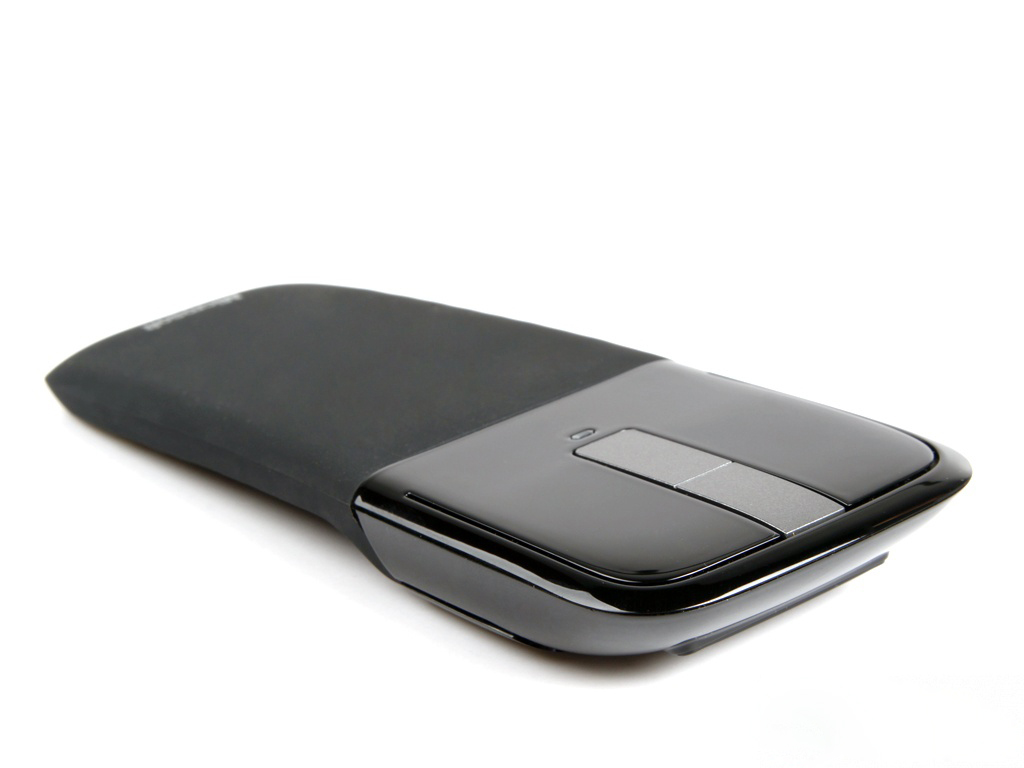 Microsoft Arc Touch Mouse - мышка с гибким корпусом (10)