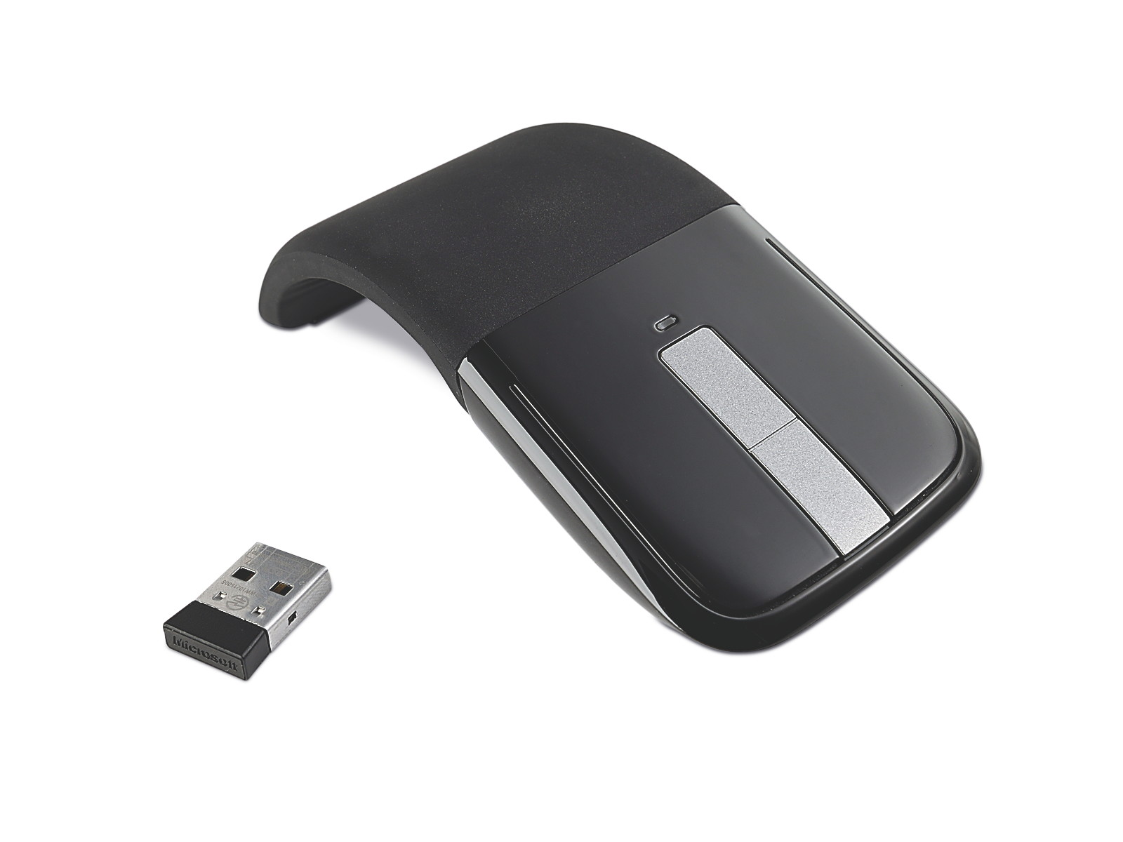 Microsoft Arc Touch Mouse - мышка с гибким корпусом (9)
