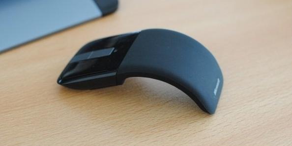 Microsoft Arc Touch Mouse - мышка с гибким корпусом (7)