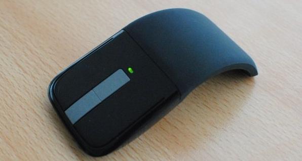 Microsoft Arc Touch Mouse - мышка с гибким корпусом (1)