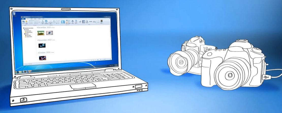 Как добавить поддержку RAW в Windows 7 - Microsoft Camera Codec Pack