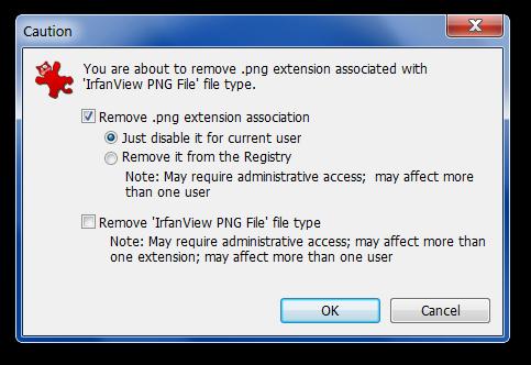 OpenWith Enhanced - замена стандартного диалога выбора программ для открытия файлов (1)
