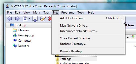 My Commander - портабельный файловый менеджер (3)