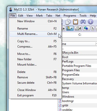 My Commander - портабельный файловый менеджер (4)
