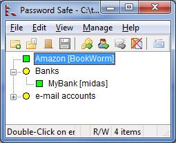 Password Safe - программа для хранения важных паролей (5)