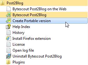 Post2Blog - портабельный редактор блогов (4)