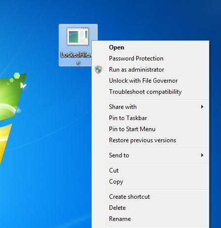 File Governor - программа для снятия блокировки файлов (1)