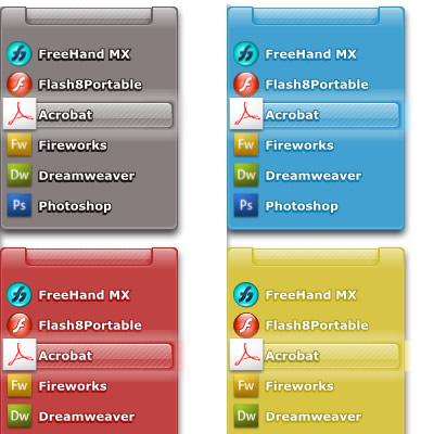 RunMe - альтернативное меню для избранных программ (7)