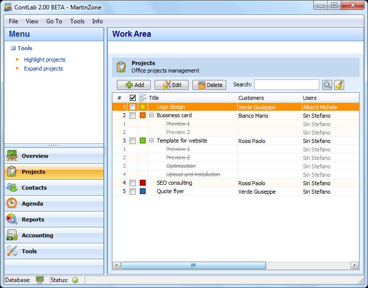 ContLab - органайзер для ведения бизнеса (2)