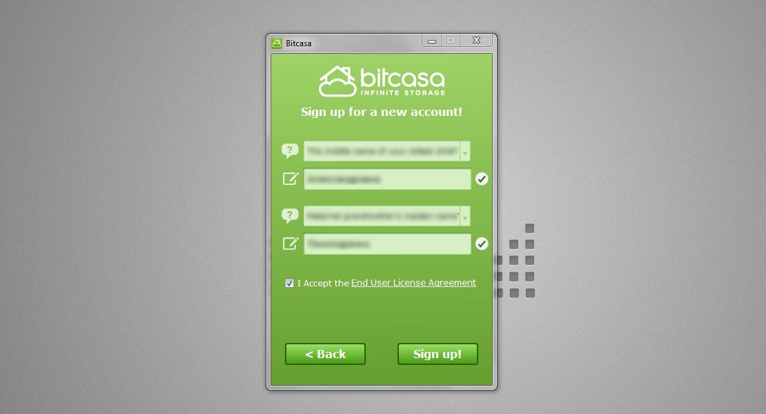 Bitcasa - облачное хранилище для ваших файлов (10)