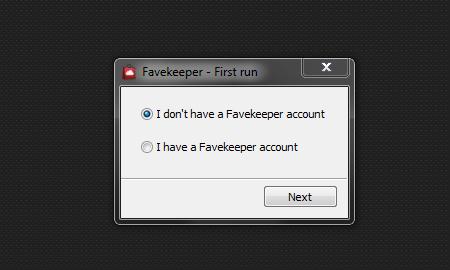 Favekeeper - облачная утилита для хранения избранных ссылок браузера (5)