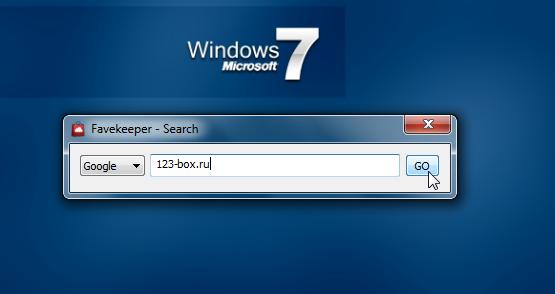 Favekeeper - облачная утилита для хранения избранных ссылок браузера (1)