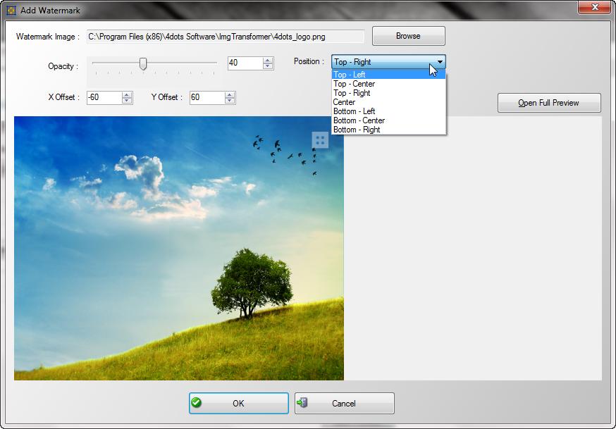 ImgTransformer - программа для массового изменения изображений за один шаг (6)