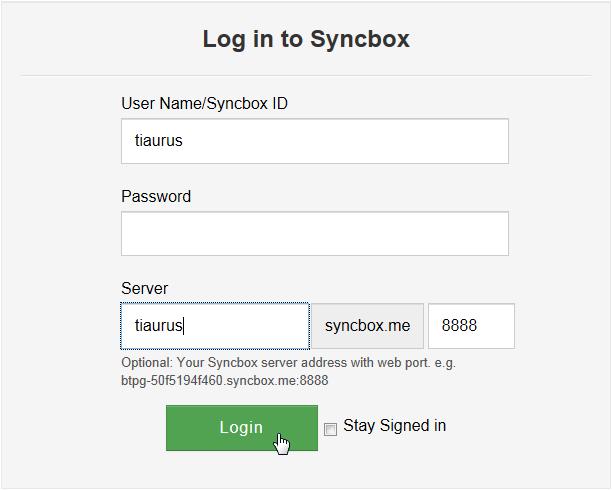Syncbox - программа для создания облачного сервера из своего компьютера для хранения и синхронизации файлов между компьютерами через интернет (18)