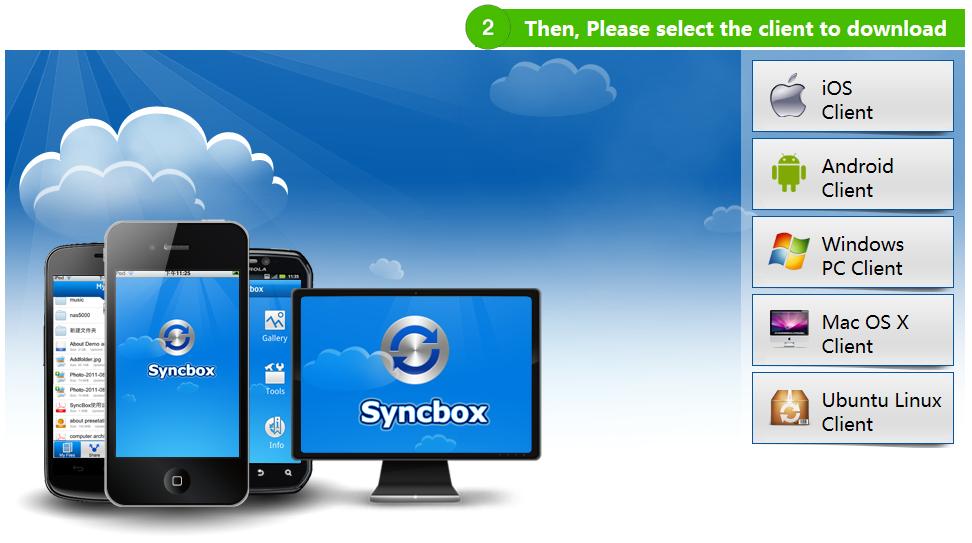 Syncbox - программа для создания облачного сервера из своего компьютера для хранения и синхронизации файлов между компьютерами через интернет (16)