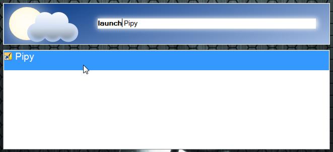 Pipy - быстрый лаунчер с возможностью моментального локального и онлайнового поиска (6)