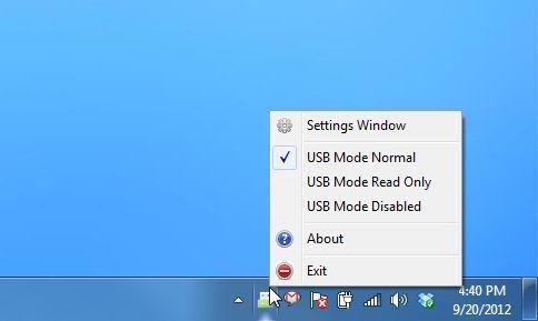 Phrozen Safe USB - программа для защиты USB дисков от перезаписи одним кликом (1)