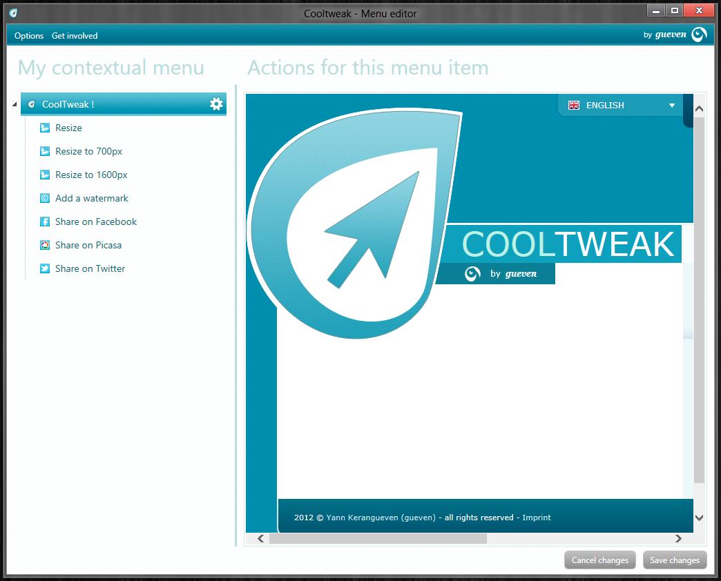 Cooltweak - удобная утилита для пакетного изменения размеров изображений, запускаемая из контекстного меню (4)