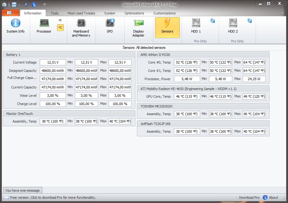 EnhanceMy8 - универсальный твикер для Windows 8 (9)