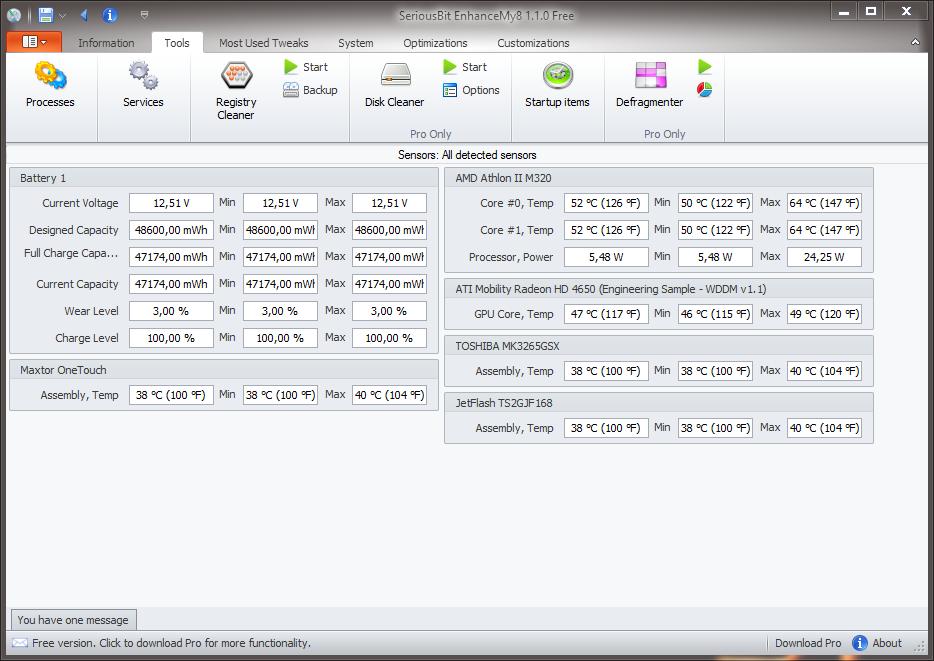 EnhanceMy8 - универсальный твикер для Windows 8 (8)