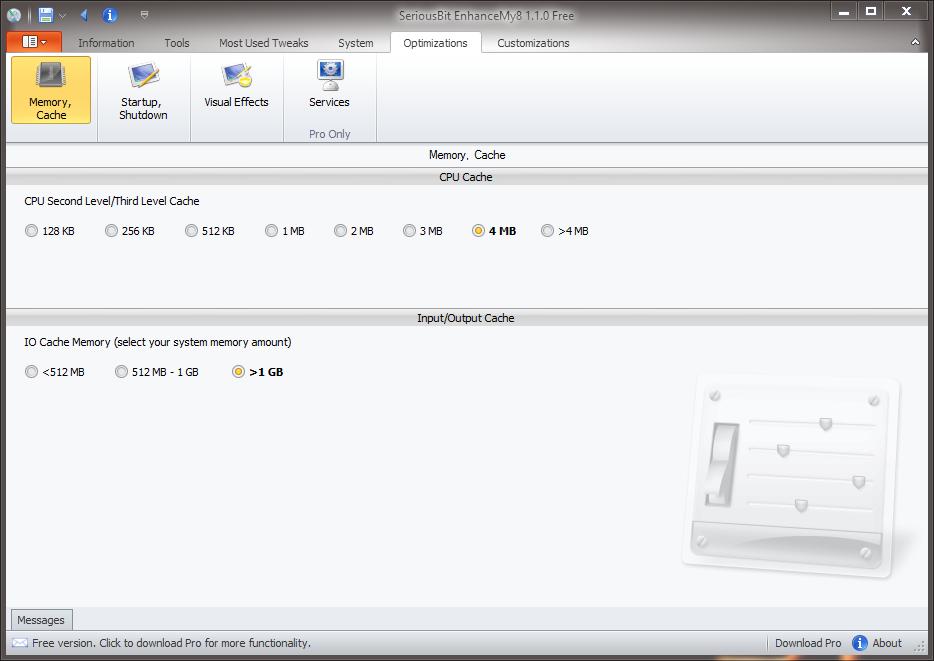 EnhanceMy8 - универсальный твикер для Windows 8 (3)