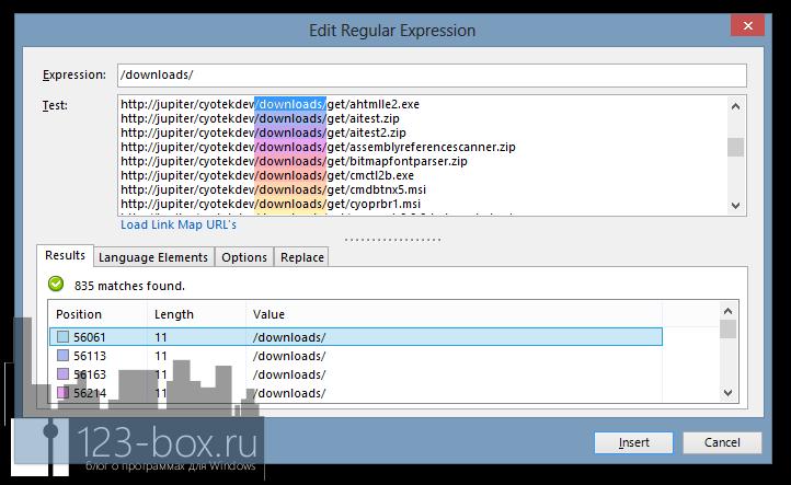 Cyotek WebCop - программа для локального копирования полной структуры сайта (2)