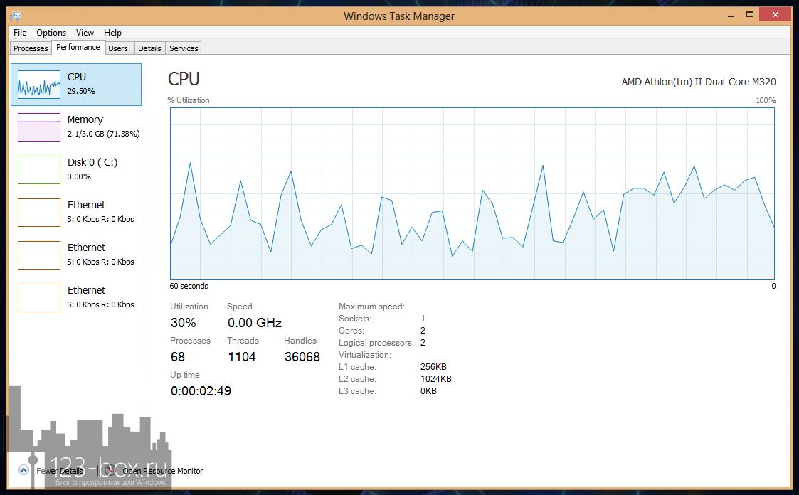 DBCTaskman - портабельный менеджер задач в стиле диспетчера задач Windows 8 (2)