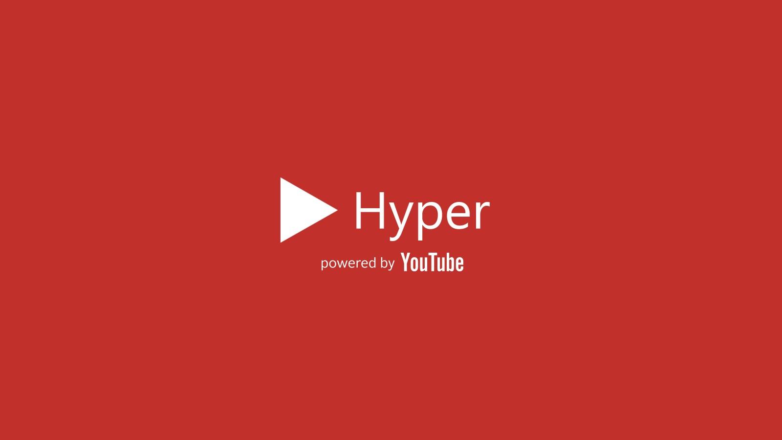 Hyper - удобная Modern UI программа для просмотра видео из YouTube (10)