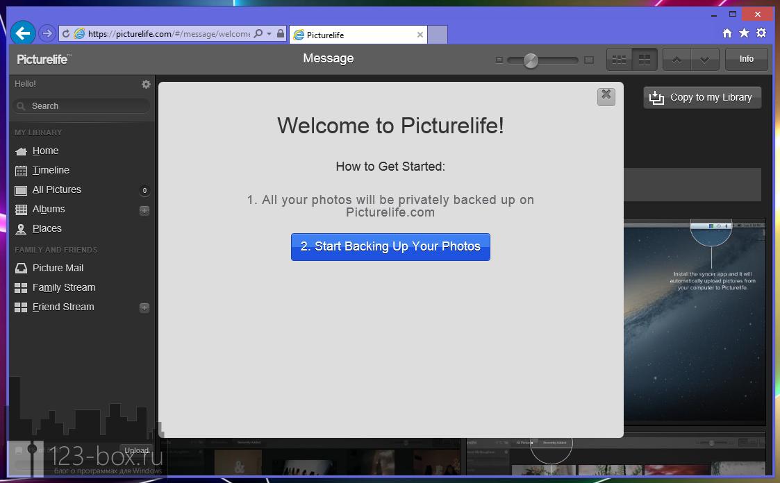Picturelife - удобный онлайновый сервис для хранения фотографий с возможностями редактирования, синхронизации и отправкой в социальные сети (17)